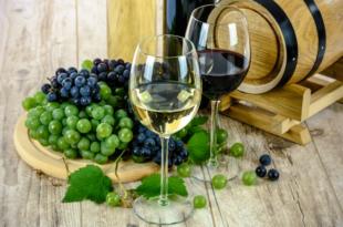 Rotwein und Weisswein 310x205 - Der perfekte Wein zum perfekten Essen