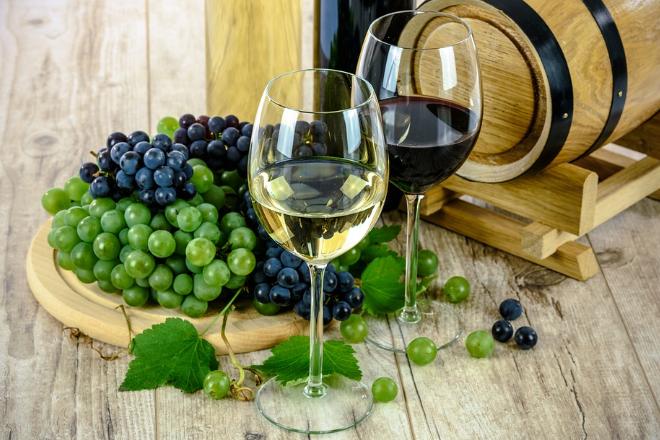 Rotwein und Weisswein - Rotwein und Weisswein