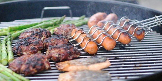 Gartenparty – Grillen ist die Nummer 1